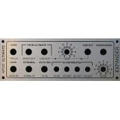 MFOS Sound Lab ULTIMATE EXPANDER - Aux Face Plate